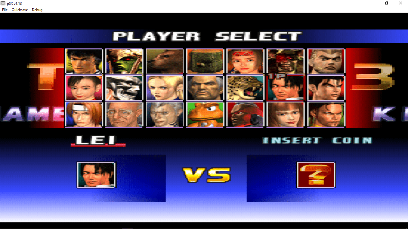 How To Download And Install Tekken 3 In Any Window Ziontutorial