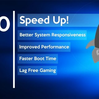 How to Speed Up Your Windows 10 Performance