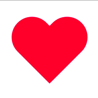 how to Make a Heart In Adobe Illustrator - Super Easy